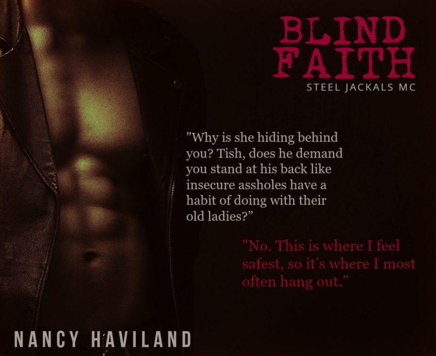 Blind Faith by NancyHaviland