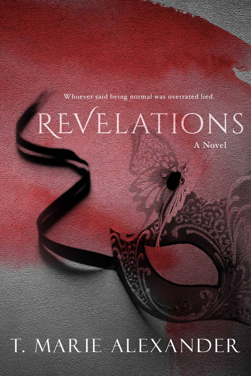 New Release – Audio now available!!  Revelations by T. MarieAlexander
